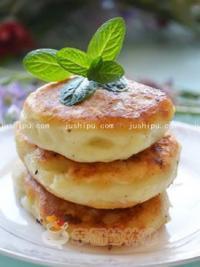 美食天下土豆肉饼的做法