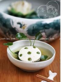 莲蓬豆腐钵的做法