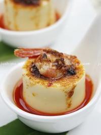 宴客菜 虾仁豆腐的做法