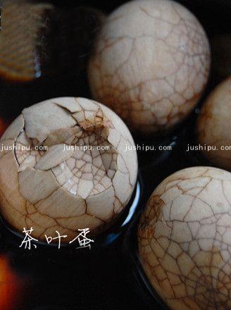 茶叶蛋的做法 jushipu.com