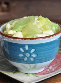 家常菜 黄瓜炒鸡蛋的做法
