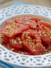 松子番茄的做法