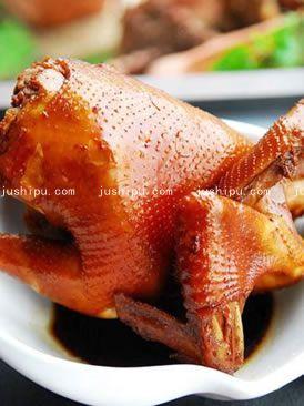 家常菜豉油鸡的做法