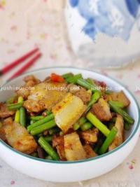 下饭菜 川味回锅肉的做法