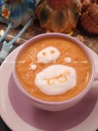 甜蜜胡萝卜玉米泥的做法