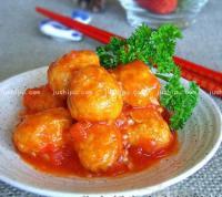 茄汁素肉的做法