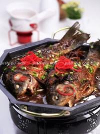 家常菜 酱鲫鱼的做法