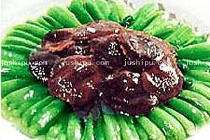 香菇烧菜心的做法